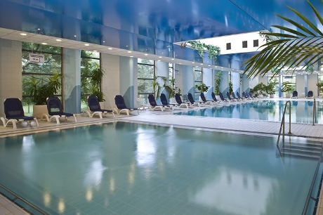 Danubius Hotel Helia - swimming pool